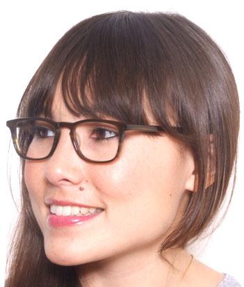 Oliver Peoples Larrabee glasses