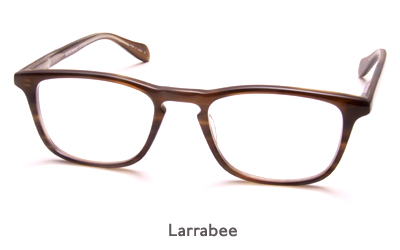 Oliver Peoples Larrabee glasses