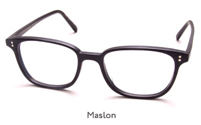 Oliver Peoples Maslon glasses