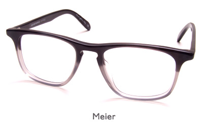 Oliver Peoples Meier glasses
