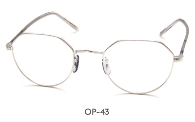 Oliver Peoples OP-43 glasses
