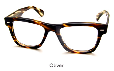 Oliver Peoples Oliver glasses