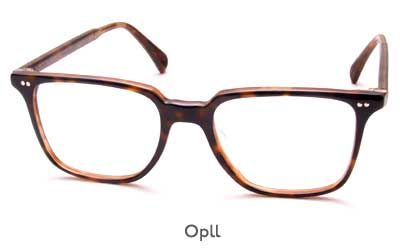 Oliver Peoples Opll glasses