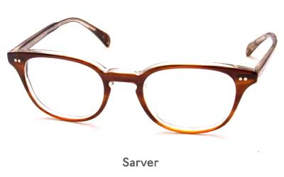Oliver Peoples Sarver glasses