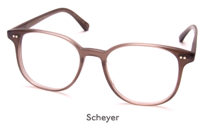 Oliver Peoples Scheyer glasses