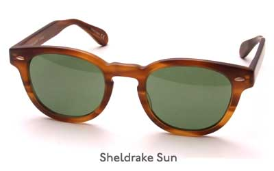 Oliver Peoples Sheldrake Sun glasses