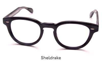 Oliver Peoples Sheldrake glasses