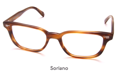 Oliver Peoples Soriano glasses