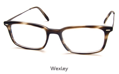 Oliver Peoples Wexley glasses