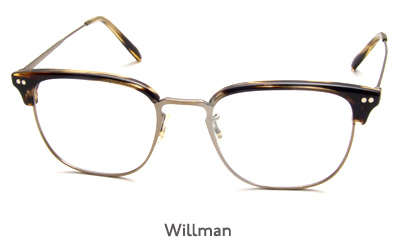 Oliver Peoples Willman glasses