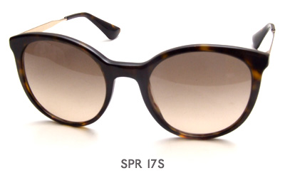 Prada SPR 17S glasses