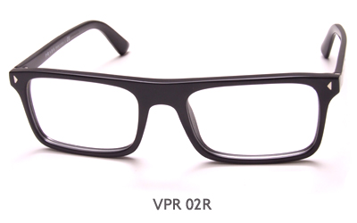 Prada VPR 02R glasses