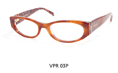 Prada VPR 03P glasses