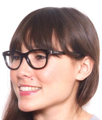 Prada VPR 05R glasses