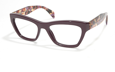 Prada VPR 14QV glasses