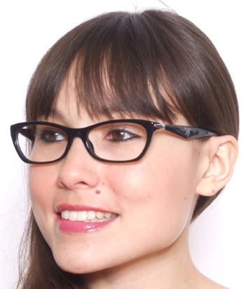 Prada VPR 15P glasses