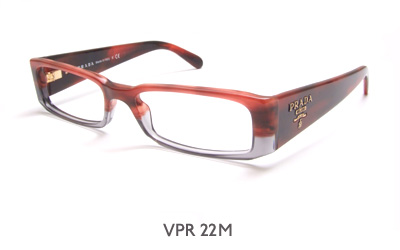 Prada VPR 22M glasses