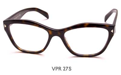 Prada VPR 27S glasses