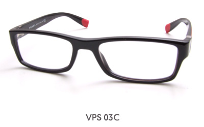 Prada VPS 03C glasses