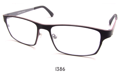 ProDesign 1386 glasses