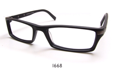 ProDesign 1668 glasses