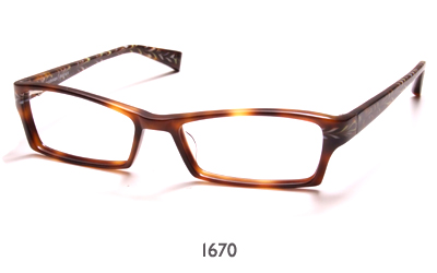 ProDesign 1670 glasses