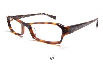 ProDesign 1671 glasses