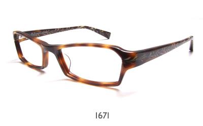 ProDesign 1671 glasses