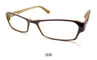 ProDesign 1681 glasses