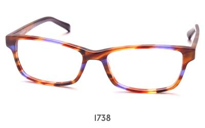 ProDesign 1738 glasses