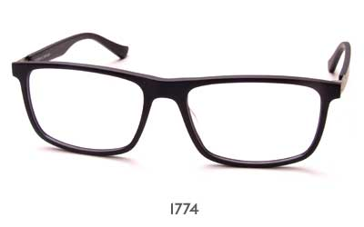 ProDesign 1774 glasses