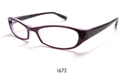 ProDesign 1672 glasses