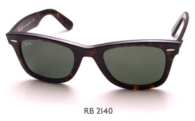 Ray-Ban RB 2140 SUNGLASSES glasses