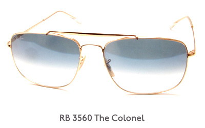 Ray-Ban RB 3560 The Colonel glasses