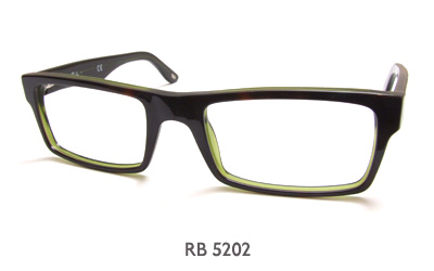 Ray-Ban RB 5202 glasses