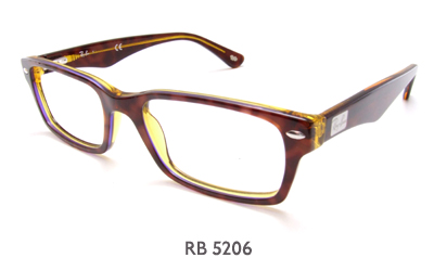 Ray-Ban RB 5206 glasses
