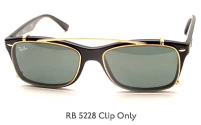 Ray-Ban RB 5228 Clip Only glasses