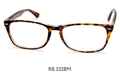 Ray-Ban RB 5228M glasses