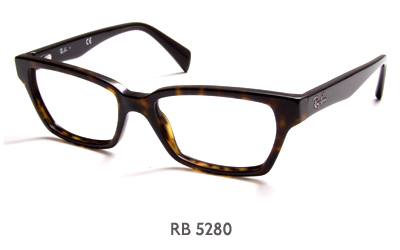 Ray-Ban RB 5280 glasses
