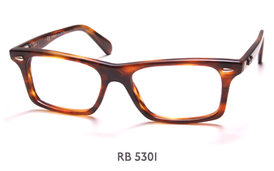 ray ban glasses frames fwqu  Ray-Ban RB 5301 glasses