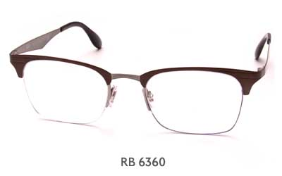 Ray-Ban RB 6360 glasses
