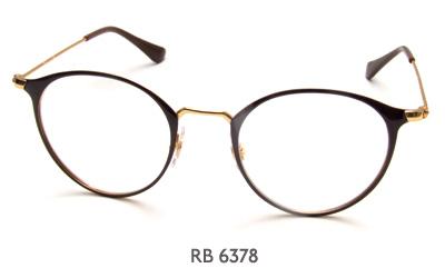 Ray-Ban RB 6378 glasses