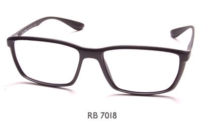 Ray-Ban RB 7018 glasses
