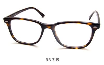 Ray-Ban RB 7119 glasses