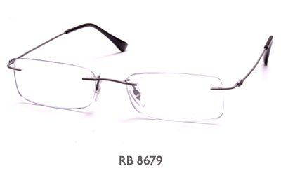 Ray Ban Rb 8679 Glasses Frames Discontinued Model