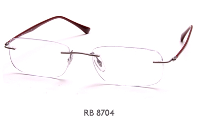 Ray-Ban RB 8704 glasses