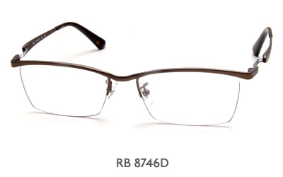 Ray-Ban RB 8746D glasses