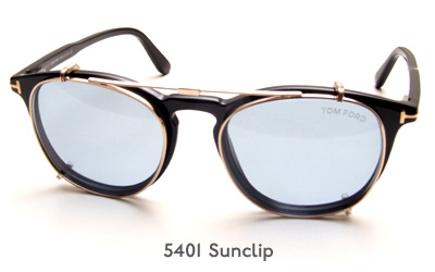Tom Ford 5401 Sunclip glasses