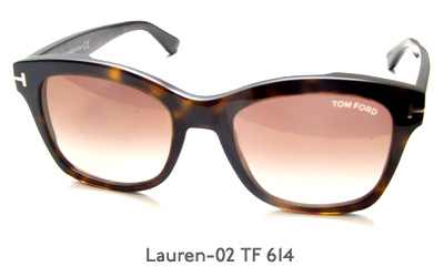 Tom Ford Lauren-02 TF 614 glasses