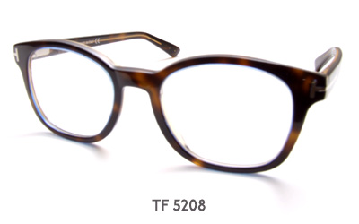 52285d301ca Tom Ford TF 5208 glasses frames   DISCONTINUED MODEL